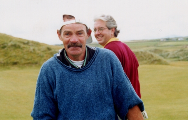 Irish Caddy Ballybunion