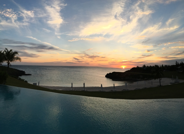 Eluthera Bahamas Sunset