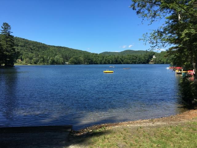 Lake Rescue Ludlow Vermont