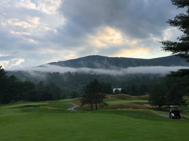 Golf,Okemo,Ludlow,Vermont