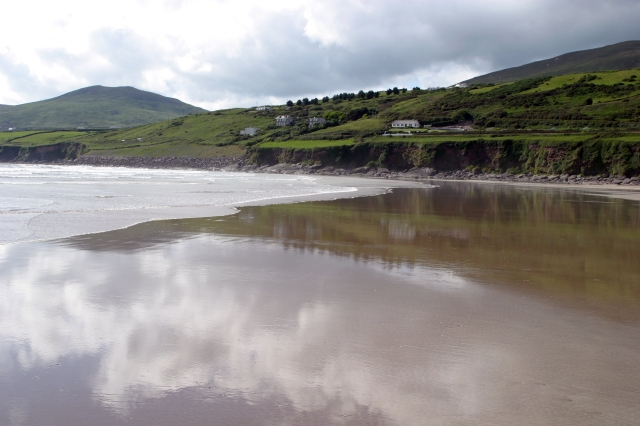 Inch Beach County Kerry Ireland