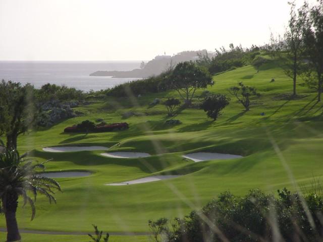 Mid Ocean Club 17th Hole