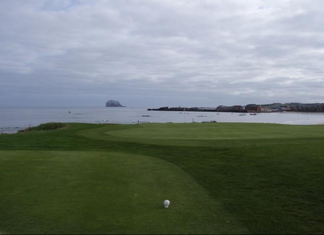 North Berwick Golf Club Radan Par 3