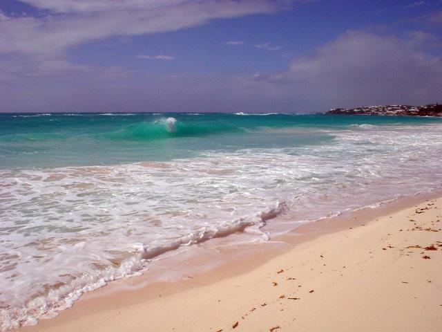 Mid Ocean Beach Bermuda